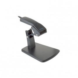 OPL6845 Kit complet lecteur 1D laser USB noir avec socle OPTICON