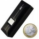 IBC BLUEFINGER DC lecteur à main 1D CCD sans fil mémoire et déchargement via BT ou USB