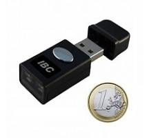 DC-BLACKFINGER lecteur  à main 1D CCD filaire USB
