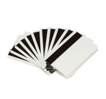 Pack de 500 cartes PVC piste magnétique à basse coercivité épaisseur 0.76mm