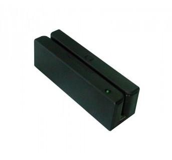 Mini lecteur à badges magnétiques USB