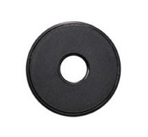 Tag RFID en ABS gris perforé pour blanchisserie IP68 Mifare 1s50