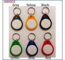 Porte clefs RFID en ABS LF puce EM4200