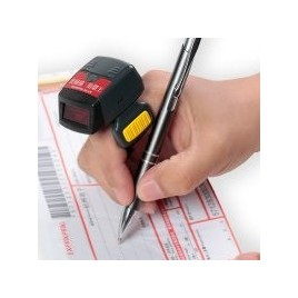 GS-R1000BT lecteur laser 1D bluetooth pour doigt