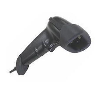 IBC-A202D pistolet 2D filaire USB noir