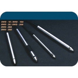 SWD15 crayon lecteur embout méplat filaire TTL
