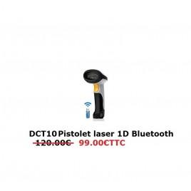 Lecteur laser sans fil DCT10