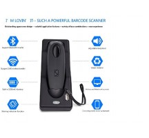 DCR40 lecteur 2D bluetooth kit complet DISTRICODE