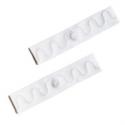 Etiquettes textile pour blanchisserie UHF 868Mhz à coudre