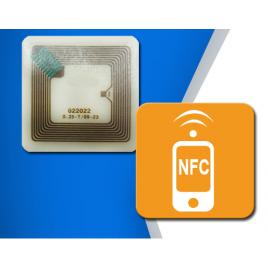 Etiquette RFID HF 13.56Mhz NFC