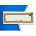 Etiquette rectangulaire RFID HF 13.56Mhz NFC