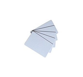 Lot de 100pcs cartes RFID blanches iso pvc Mifare 1s50 (1K) ISO 14443A