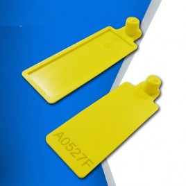 Tag pour animaux RFID UHF 868Mhz ISO 18000-6C Monza 3