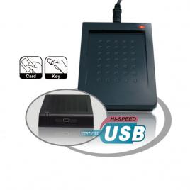 Lecteur RFID LF 125Khz et 134,2Khz USB-Clavier