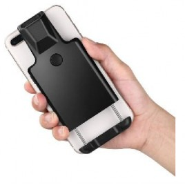 DCR70 code à barres 1D 2D QRcode Datamatrix BT pour téléphone portable tous types