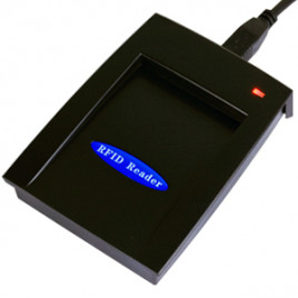 Lecteur encodeur RFID HF 13.56Mhz iso15693 iso14443A USB-VCP avec programme